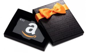 Gagner des cartes cadeaux amazon