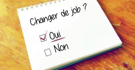 changer de job pour rebondir suite à un échec